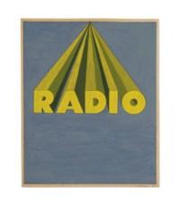Radio on Royal Blue