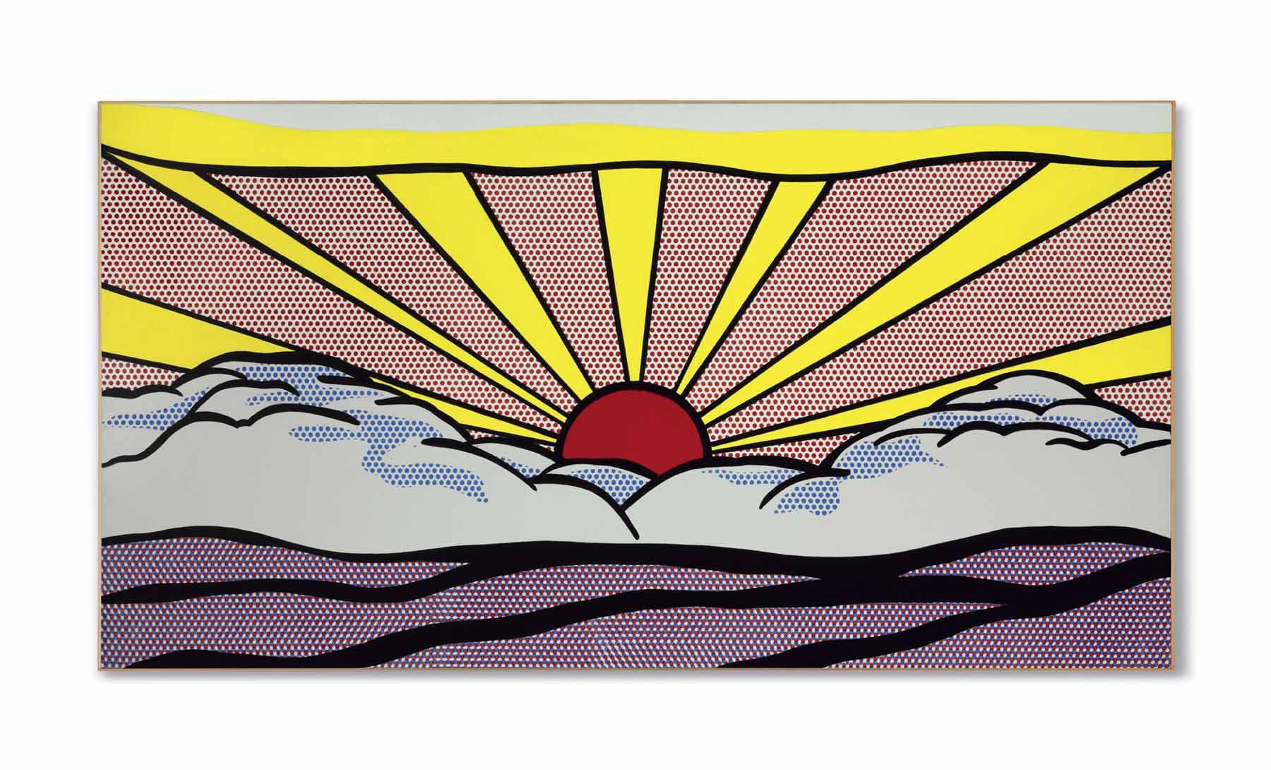 Roy Lichtenstein (1923-1997)