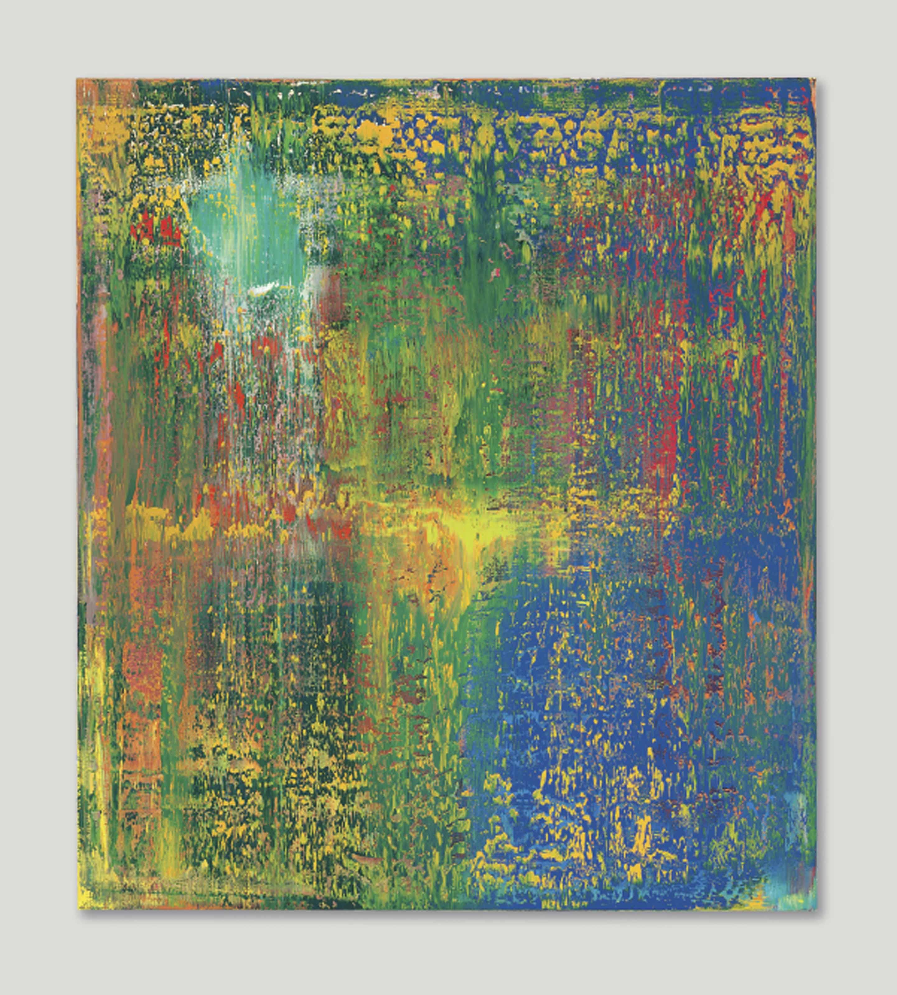 Audio: Gerhard Richter, Abstraktes Bild (648-3)