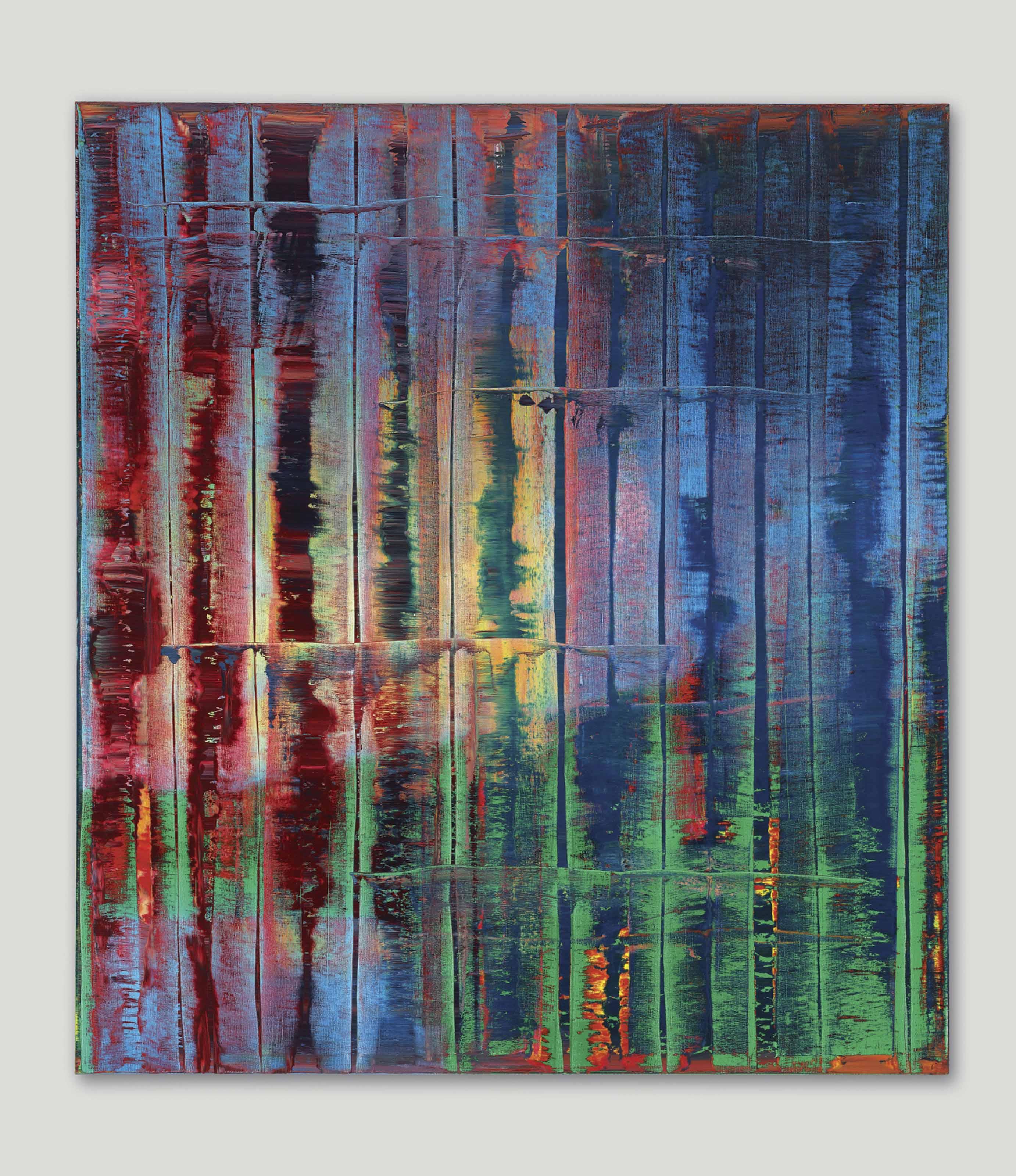 Abstraktes Bild (774-4)