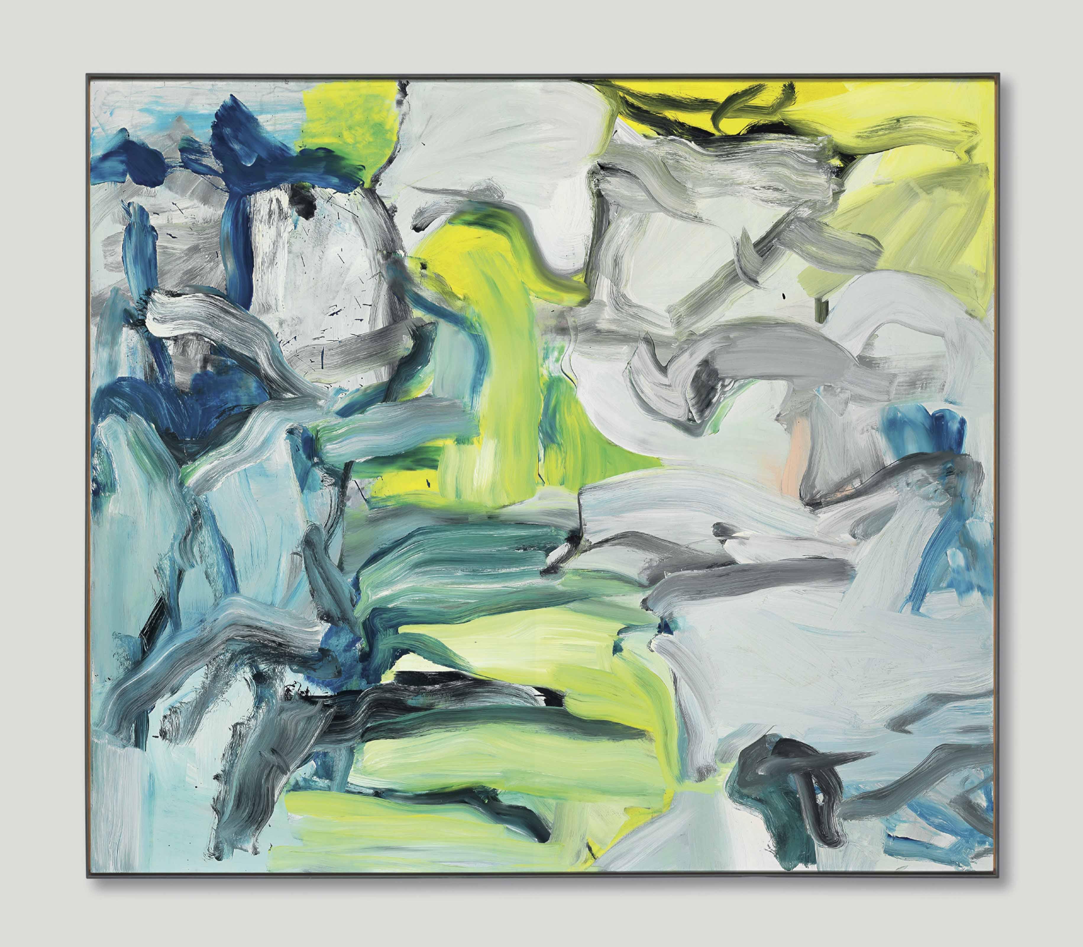 Audio: Willem de Kooning, Untitled III