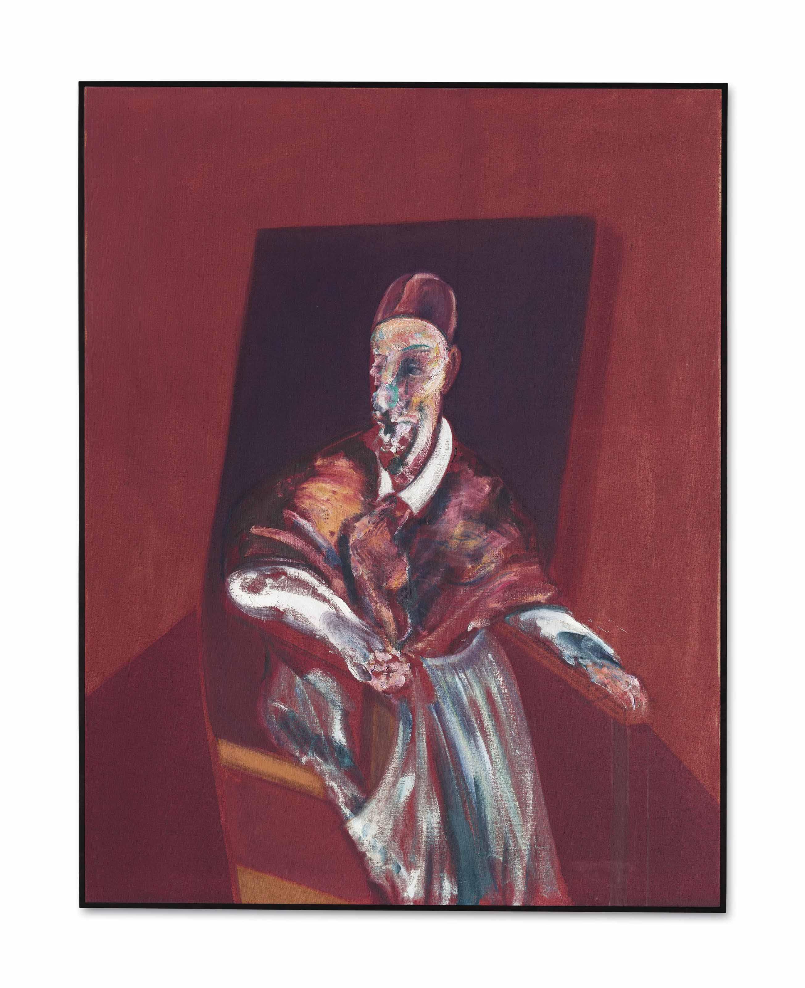 Audio: Francis Bacon, Seated Figure