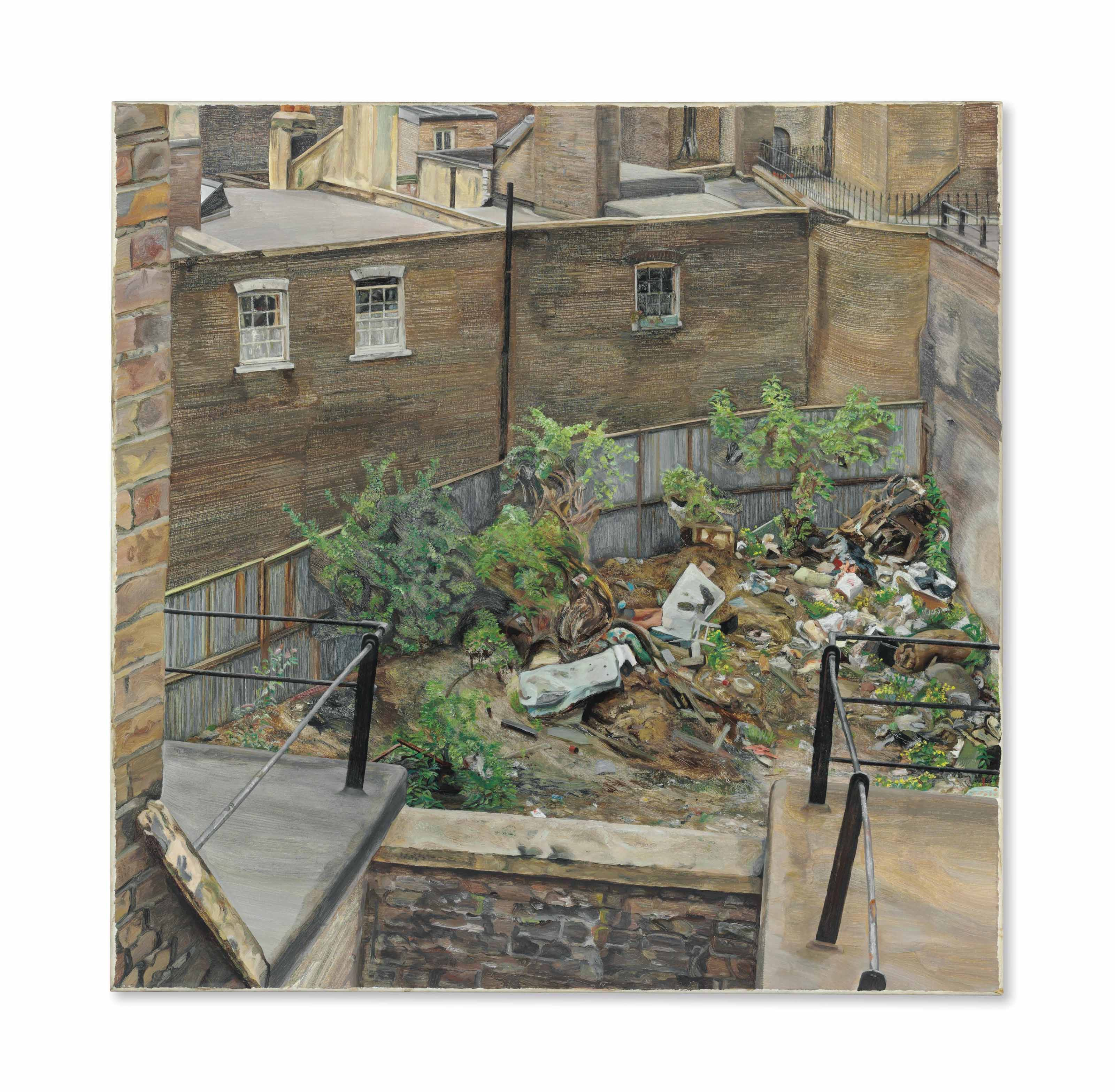 Audio: Lucian Freud, Waste Ground, Paddington