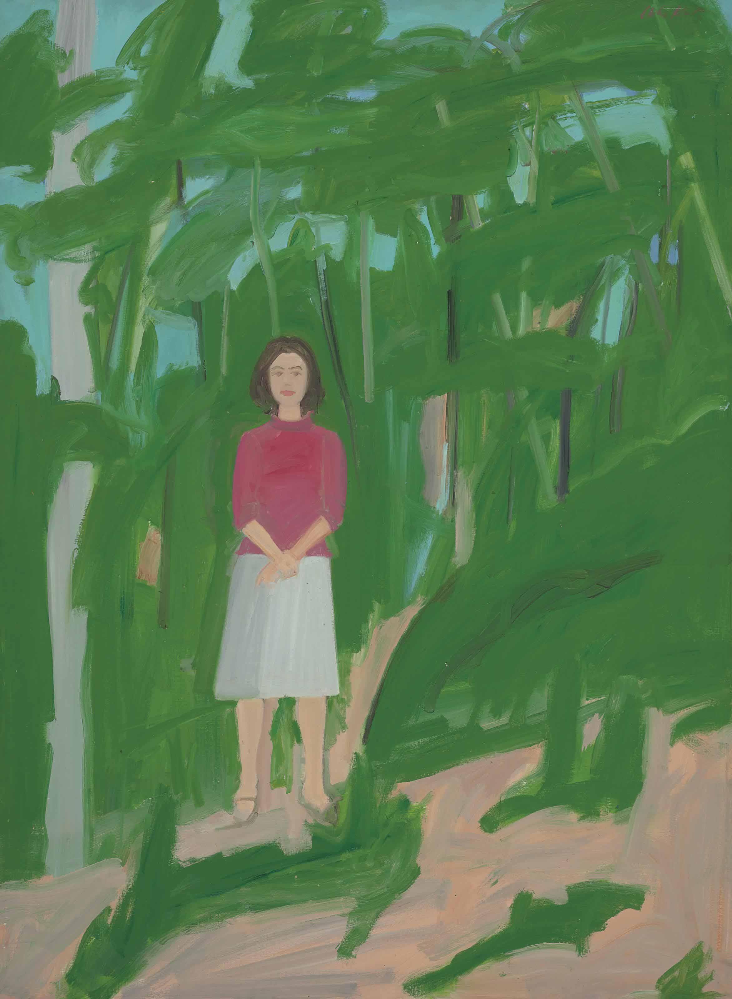 Ada in Woods