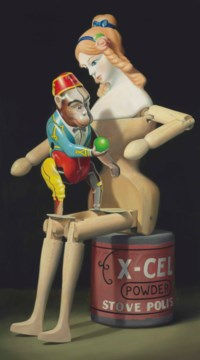 Untitled (Monkey & Doll)