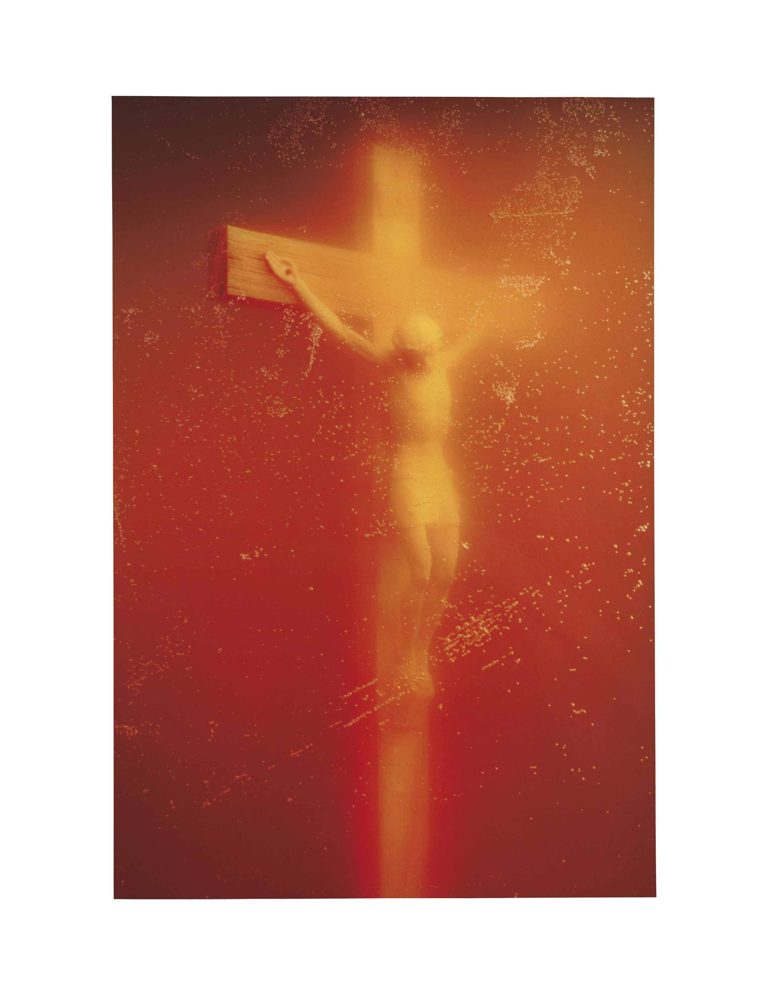 Taste Mapplethorpe piss christ