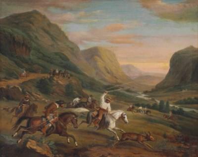 Manuel Serrano (Mexican 1814-1