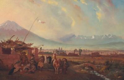 Achille Bigot (French 1809-188