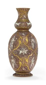 A THOMAS WEBB & SONS CAMEO GLA