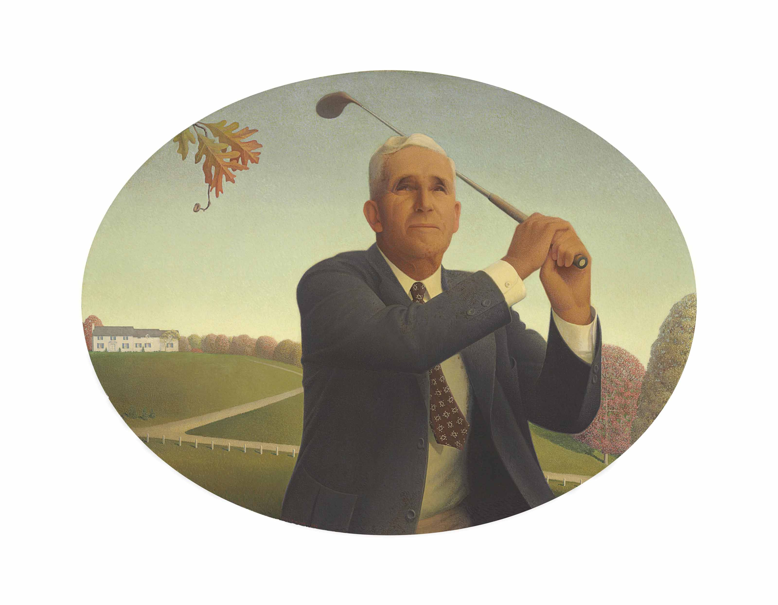 The American Golfer