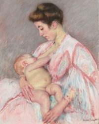 Baby John Nursing