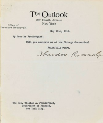 Prendergast Letters