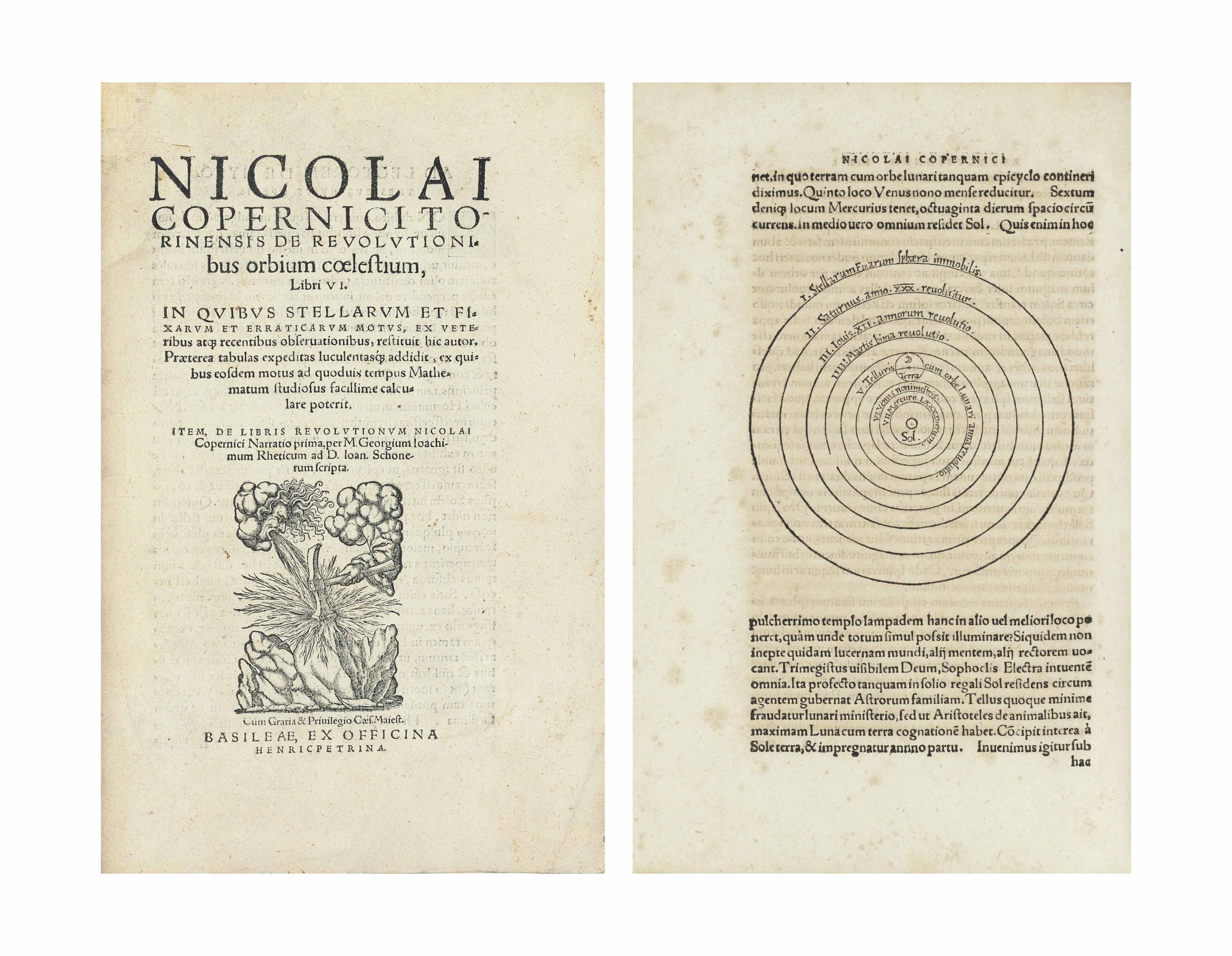 On the Revolutions of Heavenly Spheres (Great Minds ... |Nicolaus Copernicus Book