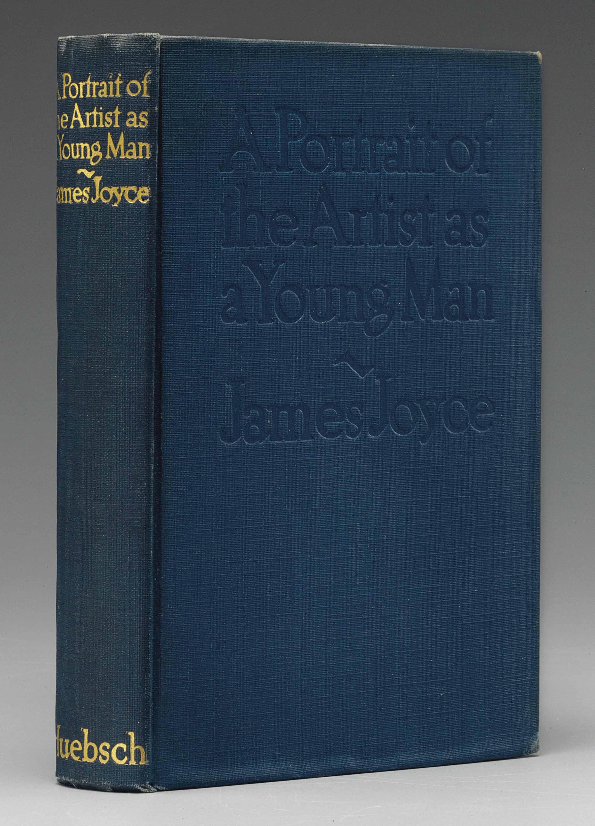 JOYCE, James (1882-1941). A Po