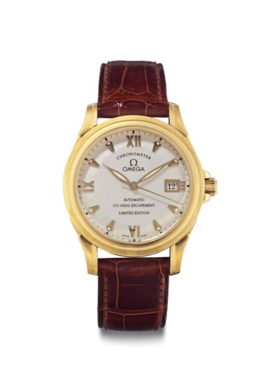 Omega. A Limited Edition 18k G