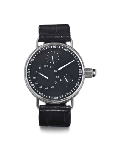 Ressence. A Limited Edition St