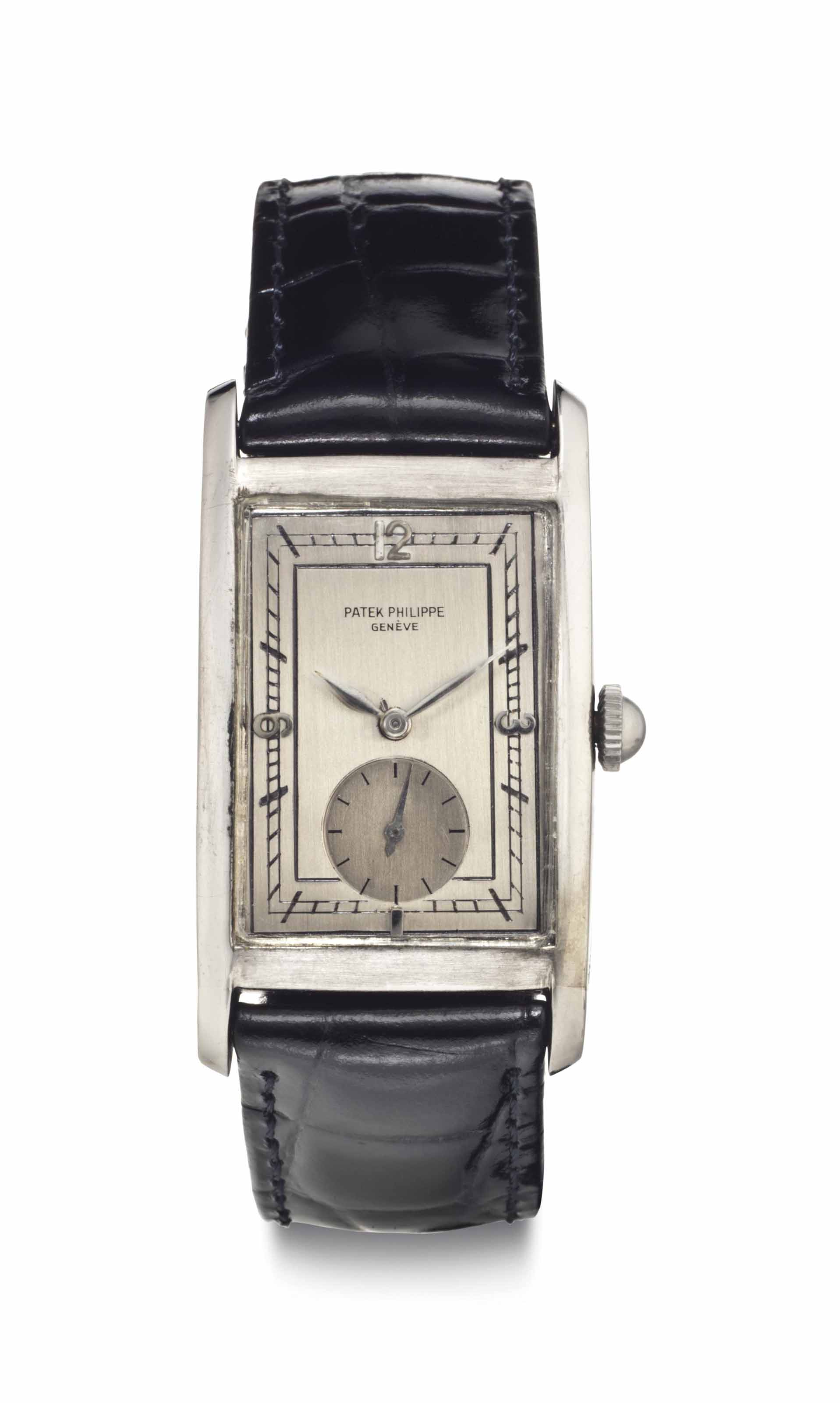 Patek Philippe. A Rare and Ear