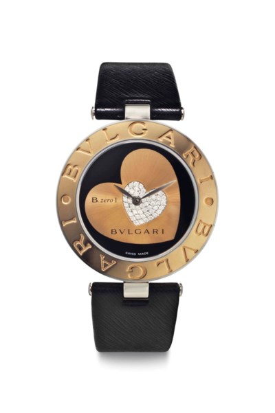 Bulgari. An 18k Gold Two-Tone