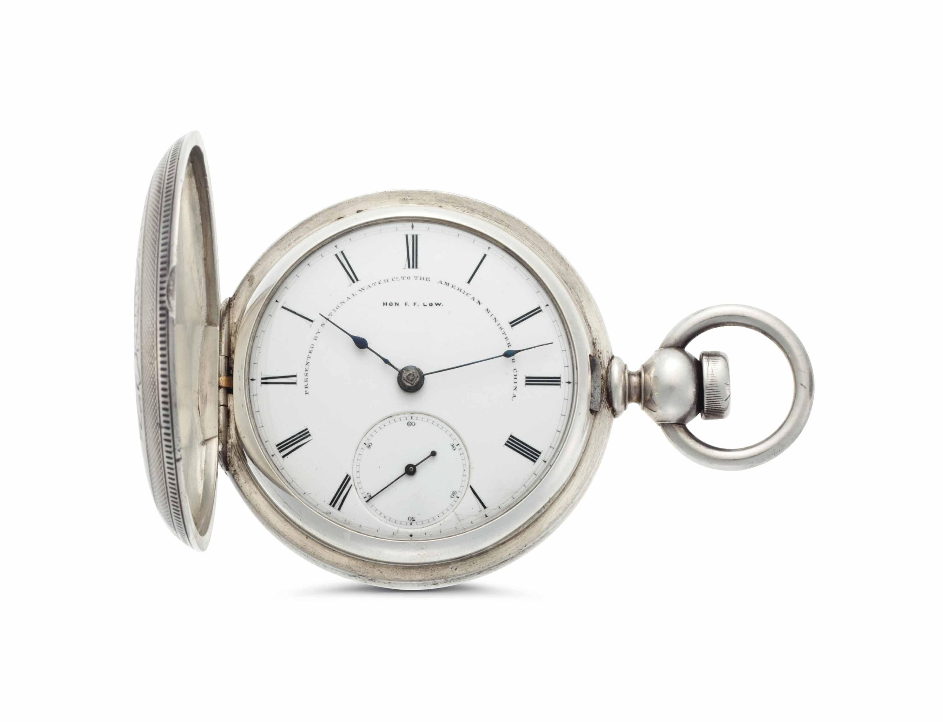 Elgin National Watch Co. A Rar