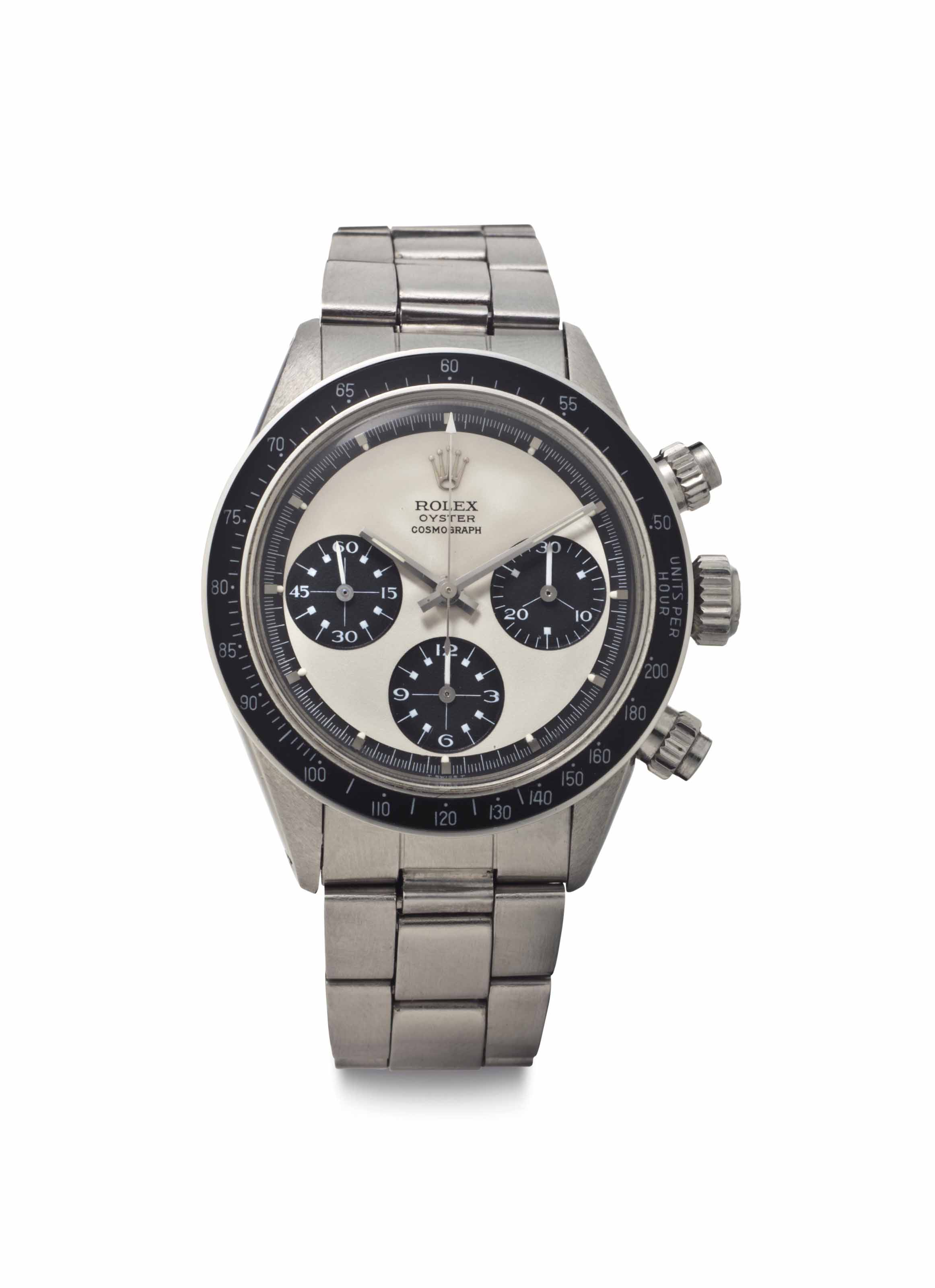 Rolex. A Very Rare and Extreme