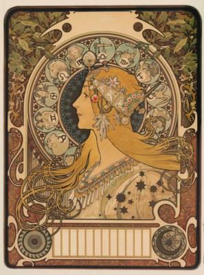 ALPHONSE MUCHA (1863-1939)