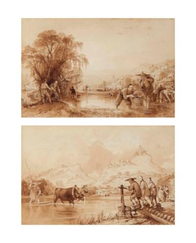 THOMAS ALLOM (BRITISH, 1804-18