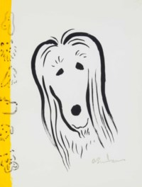Dog, front cover of The New Yorker, 13 February 1965