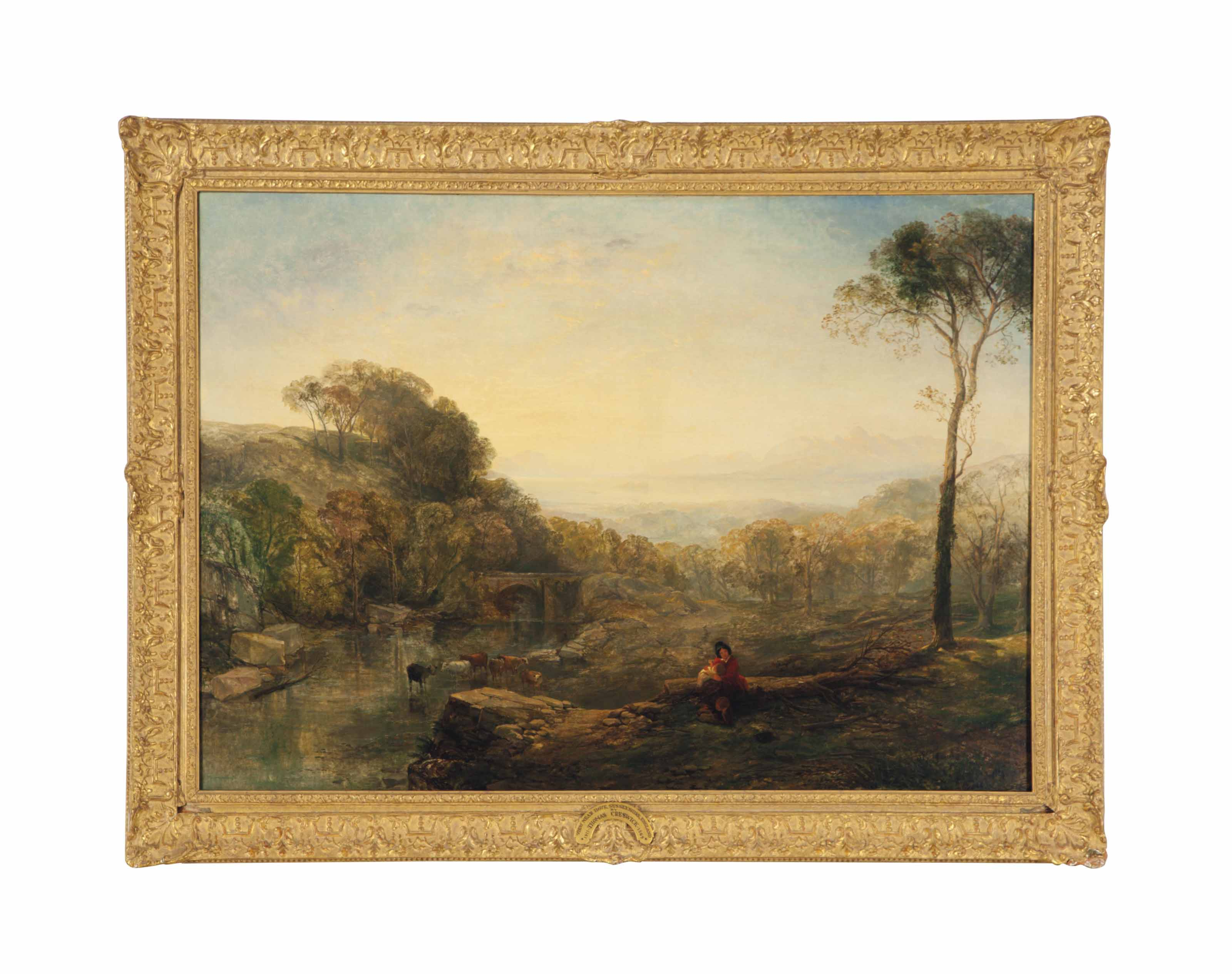 View near Hove, Sussexshire, English