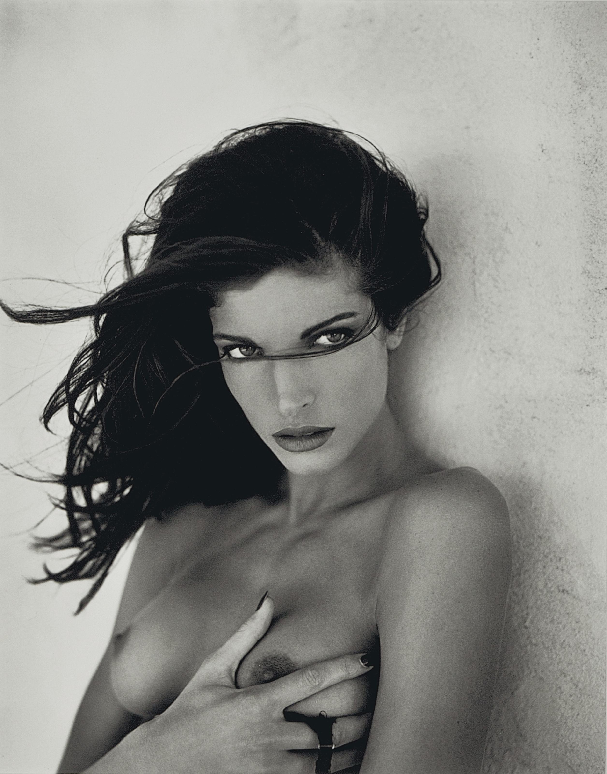 Stephanie Seymour for 'Playboy', 1992