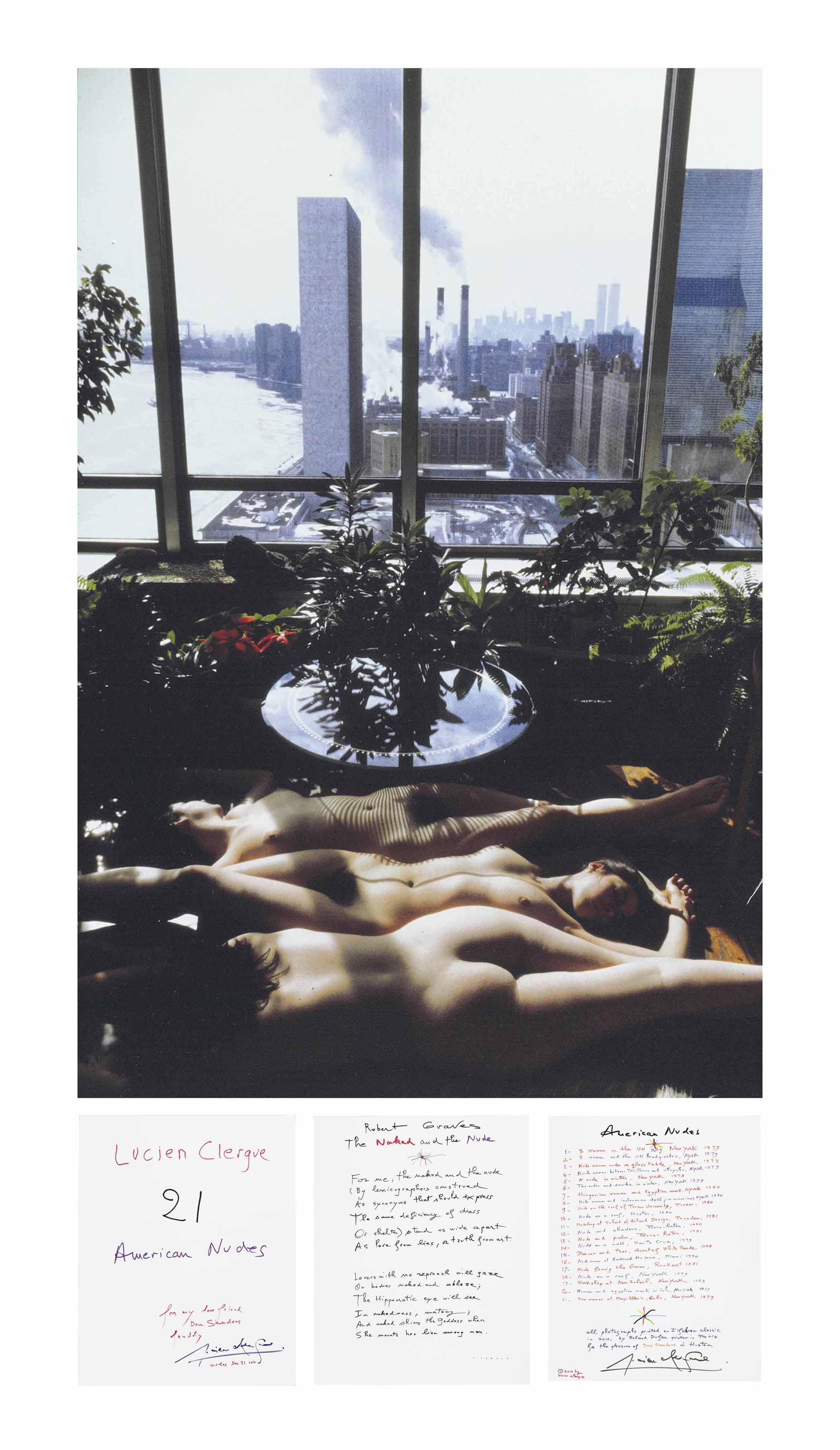 '21 American Nudes: 1979-1991'