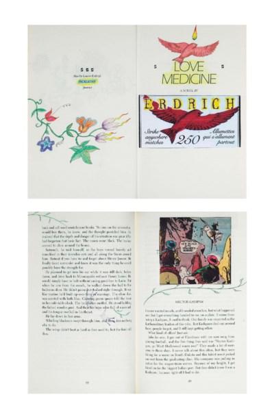 ERDRICH, Louise (b. 1954). Lov