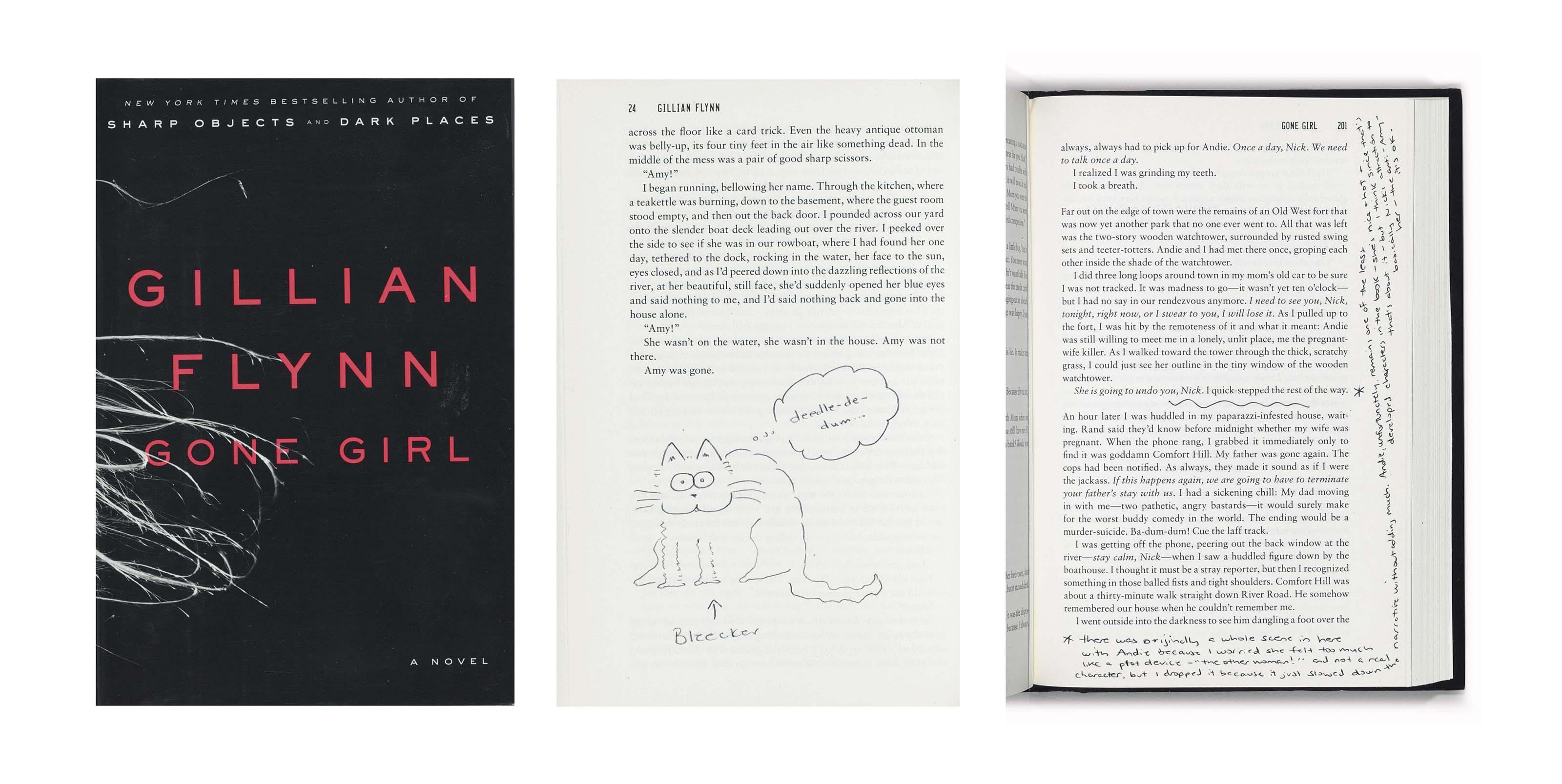 FLYNN, Gillian (b. 1971). Gone Girl. New York: Crown Publishers, 2012. 8°. Original cloth-backed boards; dust jacket.
