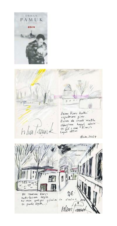 PAMUK, Orhan (b. 1952). Snow.