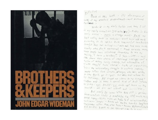 WIDEMAN, John Edgar (b. 1944).