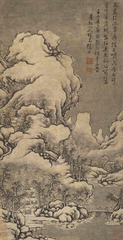 XU FANG (1622-1794)