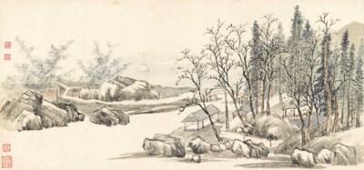 ZHOU ZHIWEN (16TH CENTURY), YA