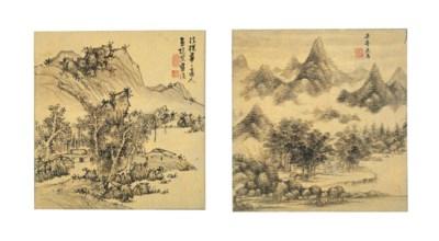 LAN YING (1585-1664), WU CHANG