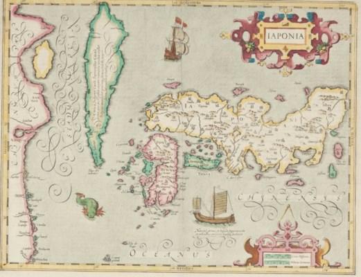 HONDIUS, Jodocus (1563-1612).