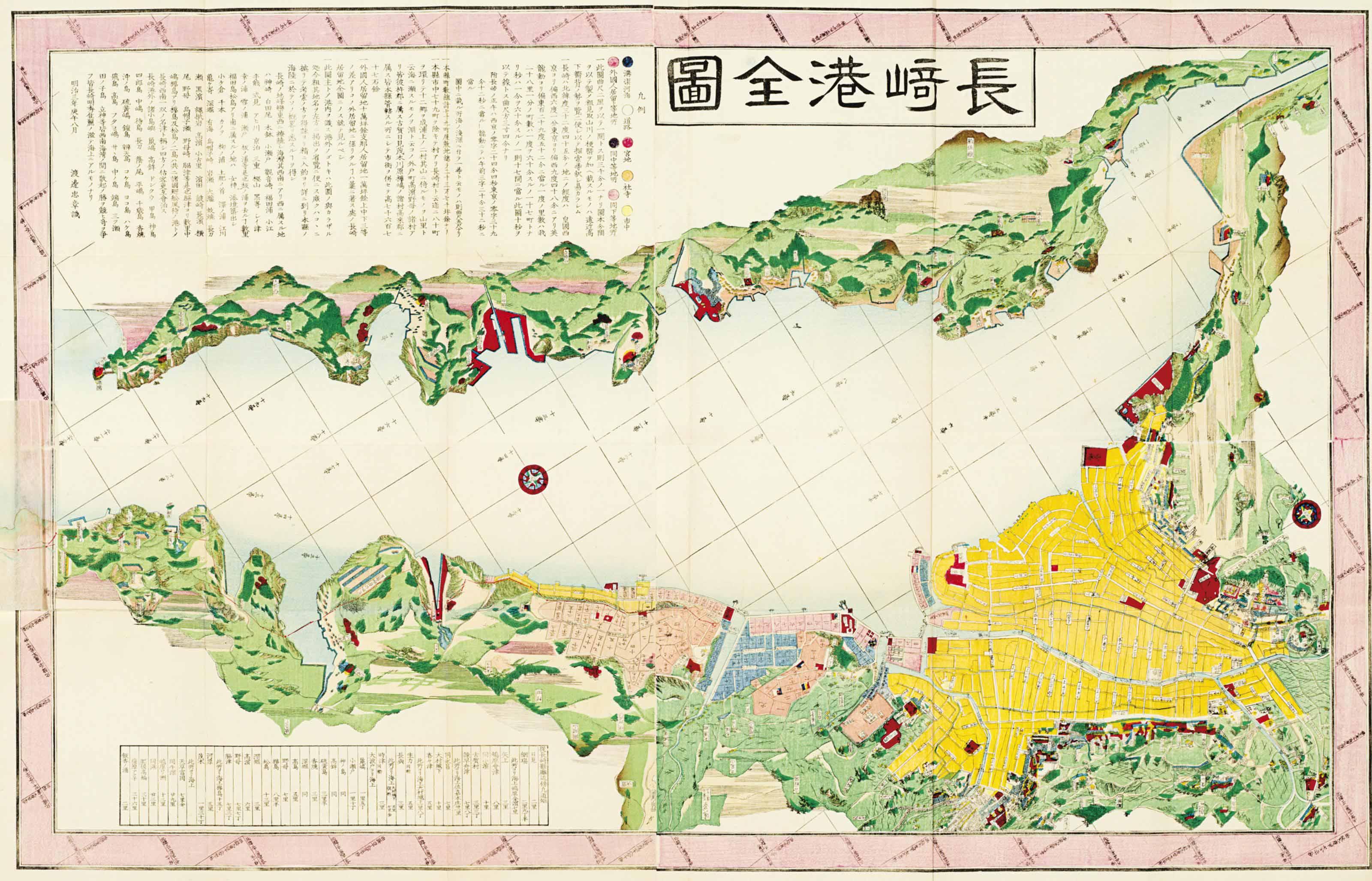 WATANABE, Tadaaki. Nagasaki-ko