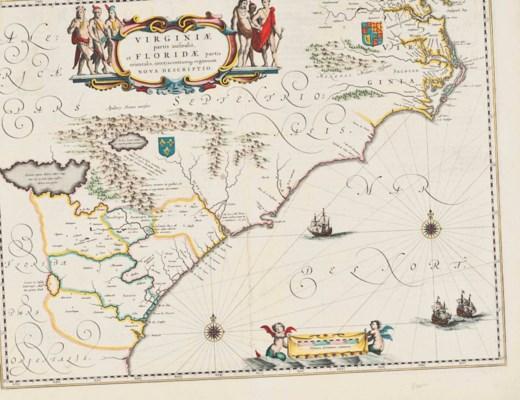 BLAEU, Willem (1571-1638) and