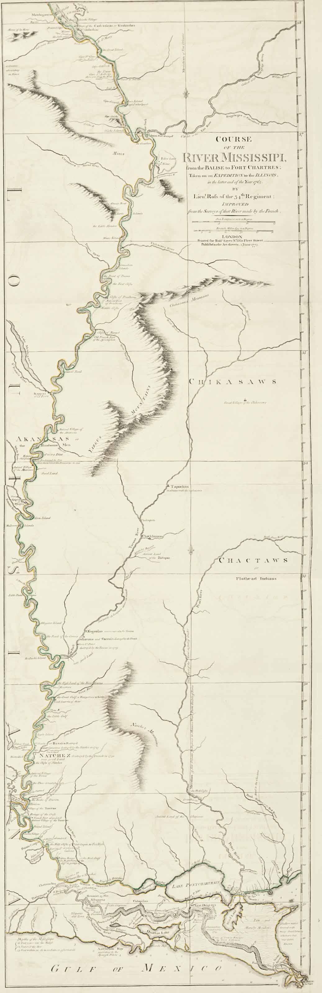 ROSS, John (fl. 1762-1789.) Co