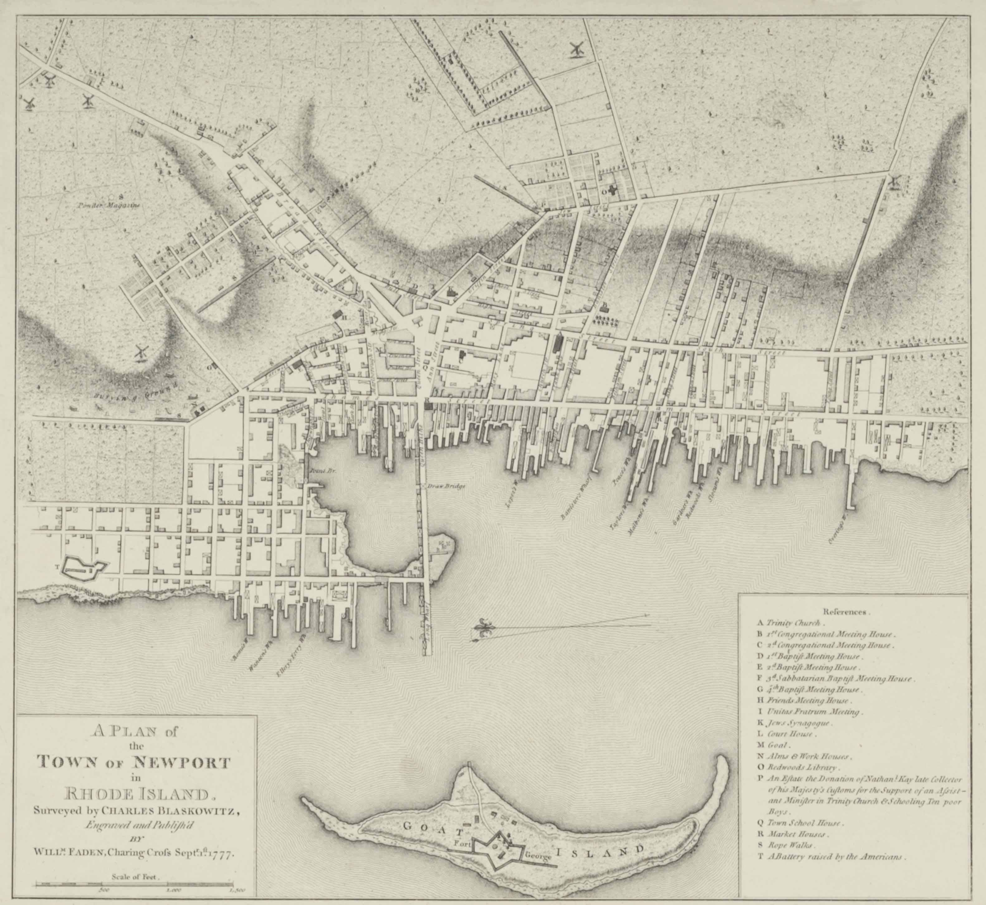 FADEN, William (1749-1836) and