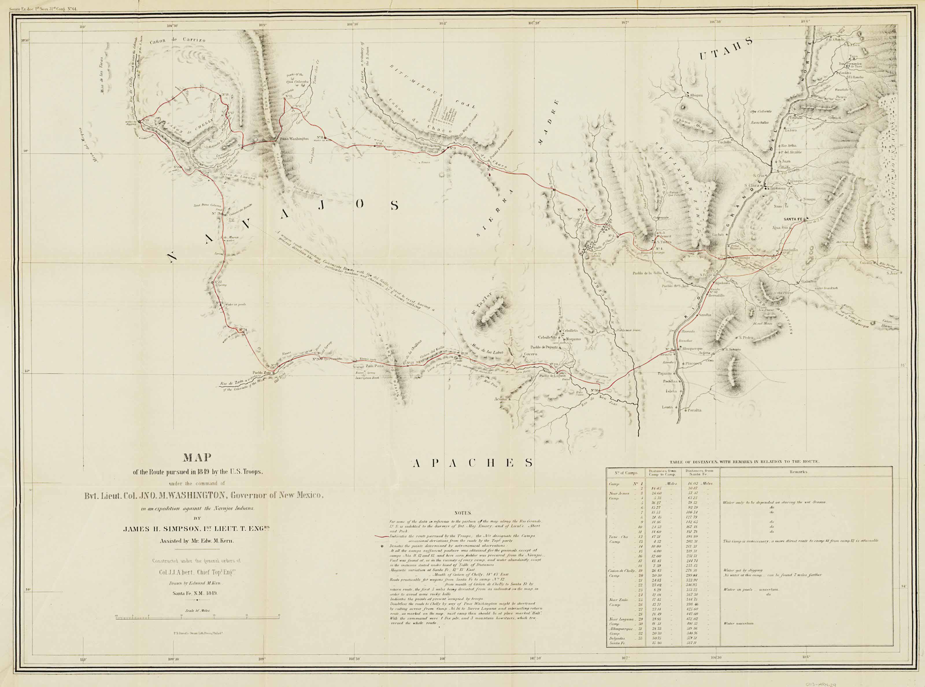 [WESTERN AMERICA.] A group of