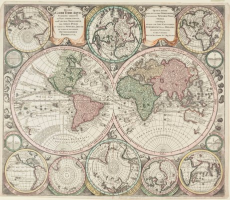 SEUTTER, Mattheus (1678-1757).