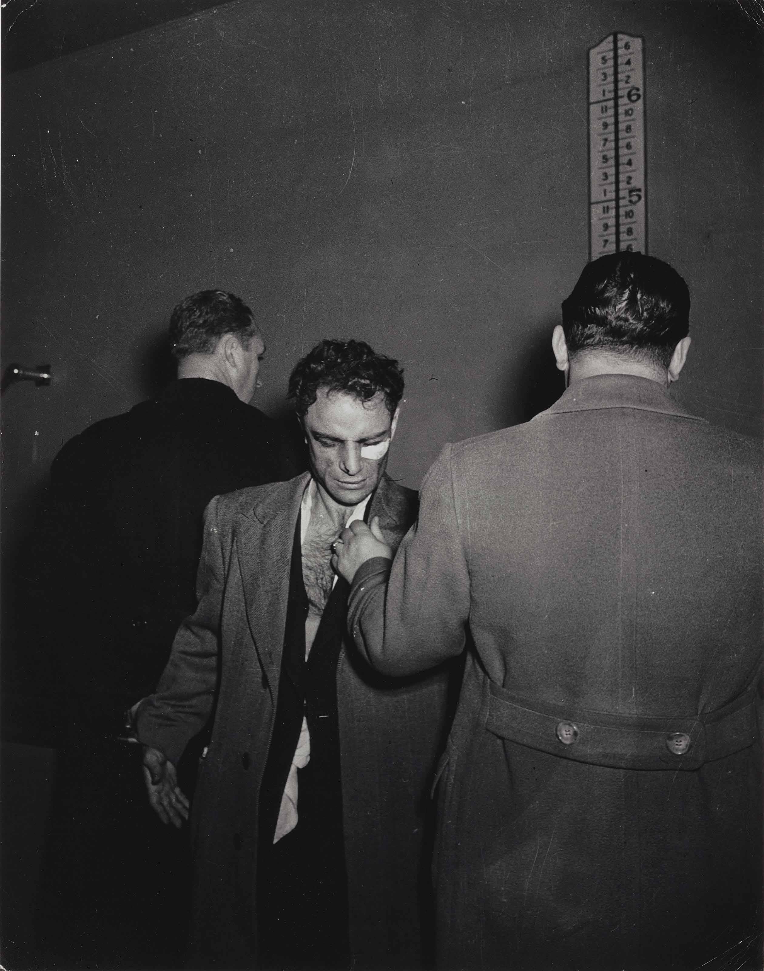 Cop Killer, 1941