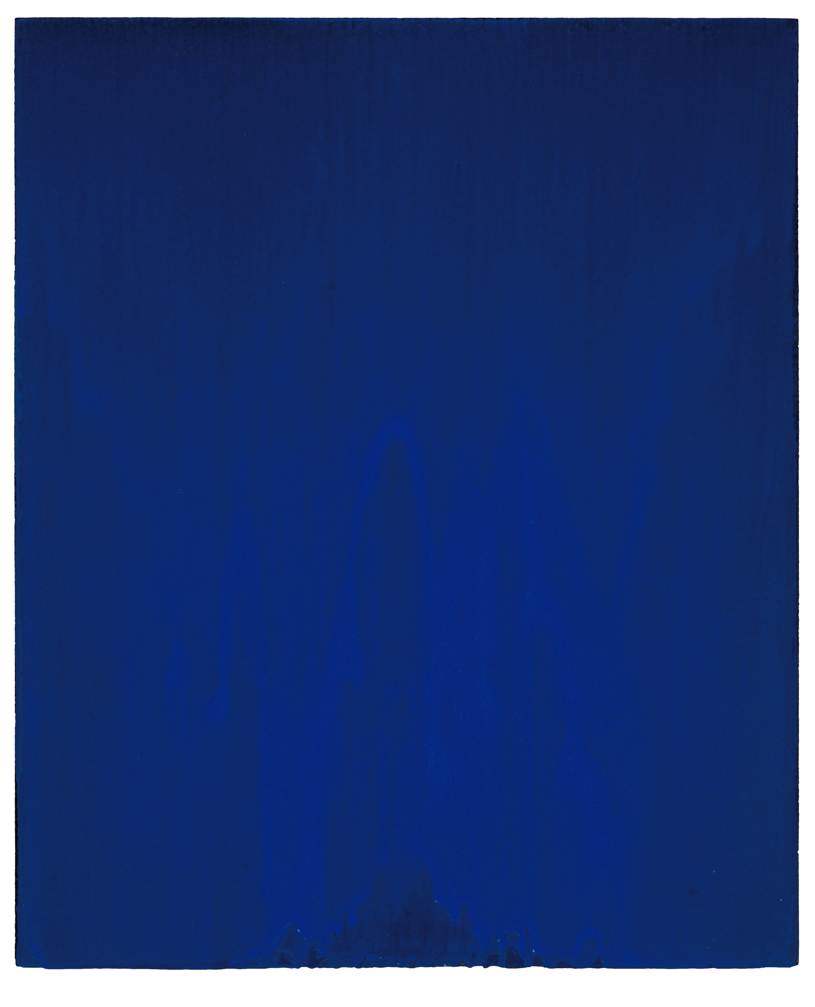 Blue Painting #8