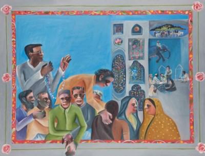 BHUPEN KHAKHAR (1934-2003)