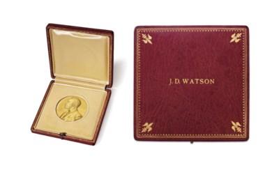 [WATSON, James Dewey]. Nobel P