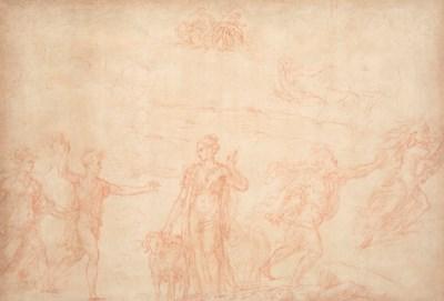 Nicolò DELL'ABATE (Modène 1509