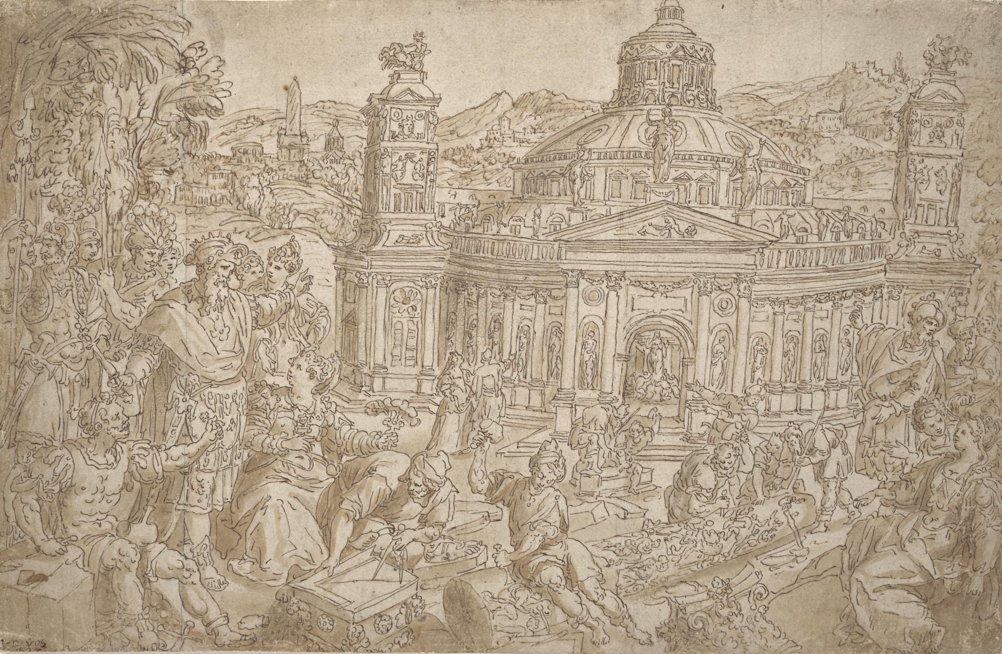 Maerten DE VOS (Anvers 1532-16